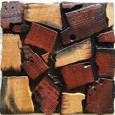 wood mosaic tile nwmt037 3d kitchen backsplash tile wood