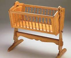 free baby cradle patterns baby cradle so the stand can be