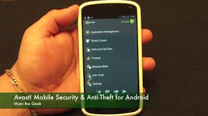 Avast Mobile Security & Anti Theft for Android Phones & Tablets