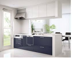 Small Narrow Kitchen Ideas by Modern Tiny Kitchen White Contemporary Kitchen Design Feats Wood