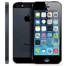 iPHONE 5 16GB BLACK FRB Phones & Tablets