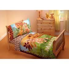 discontinued lion king jungle beat 4 piece toddler bedding set