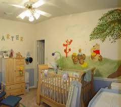 chambre de bébé winnie l ourson déco chambre bébé winnie ourson thème lit bébé commode des idées