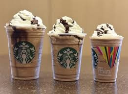 Whether Youre Into Mocha Frappuccinos Green Tea Or The Latest Smores All Flavors Are Available In This Smaller Size