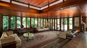 100 Frank Lloyd Wright Houses Interiors Designed House Heads For Auction In KC