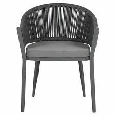 Set Of 2 Outdoor Dining Chairs Grey MILETO Cult Living Ladbroke Outdoor Ding Armchair Black Polywood Tek Memoir Chair Rjid Midcentury Modern Steel Patio Set Summer Classics Skye Side White Leather Chairs Contemporary Script 5piece Metal With Slatted Faux Wood And Stackable Modway On Sale Eei2259slvblk Shore Alinum Only Only 16930 At Fniture Warehouse Polywood Bayline Satin Allweather Plasticsling Arm In Poolside Shell Shell Collection Fueradentro Design Wicker