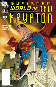 DC Comicss Superman World Of New Krypton Issue 4b