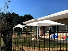 Commercial Awnings | Kansas City Tent & Awning | Commercial Shade ... Custom Shade Sails Contractor Northern And Southern California Promax Awning Has Grown To Serve Multiple Projects Absolutely Canopy Patio Structures Systems Read Our Press Releases About Shade Protection Shadepro In Selma Tx 210 6511 Blomericanawningabccom Sail Awnings Auvents Polo Stretch Tent For Semi Permanent Fxible Outdoor Cover Shadeilsamericanawningabccom Shadefla Linkedin Restaurants Hospality Of Hollywood