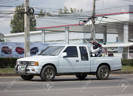100 Isuzu Pick Up Truck CHIANG MAI THAILAND NOVEMBER 28 2017 Private Old Up