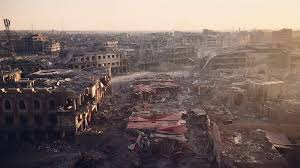 siege liberation one week after mosul s liberation horror of the us siege