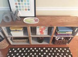 Michaels Art Desk Instructions by Best 25 Michaels Wood Crates Ideas On Pinterest Night Stands