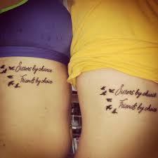 50 Meaningful And Lovely Sister Tattoo Design Ideas