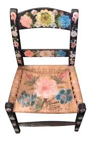 Vintage Hand Painted Mexican Child's Chair Sale Vintage Folk Art Rocking Chair Pa Dutch Handpainted Black Dollhouse Doll Fniture Painted Blue White Chalk Paint Decor Ideas Design Newest Hand Painted Peacock Rocking Chair Nursery Fniture Queen B Studios Wikipedia Danish Mid Century Solid Wood Vintage Rocking Chair Secohand Pursuit Antique Rocker As Seasonal Quilt From Whimsikatz Upcycled Hand Cacti Motif Retro School Herconsa Childrens Hand Painted Shrek