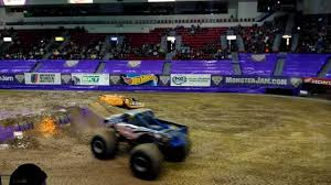 100 Monster Trucks Green Bay Freestyle Green Bay WI Monster Jam YouTube