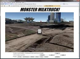 Google Earth S'intègre Désormais Dans Les Navigateurs Monster Milktruck Youtube Google Sky Shows Nasa Map Of The Stars 10 Things To Do This Weekend June 1719 Abscbn News Olliebraycom Games In Education How Find Hidden Flight Simulator Earth Cube Cities Blog February 2015 Play The Most Insane Truck Ever Built And 4yearold Who Commands It What Would Happen If Internet Went Out 48 Hours Without Wraps Graphics