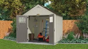 378 cu ft tremont 8 x 7 storage shed suncast corporation