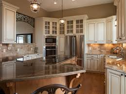 White Traditional Kitchen Design Ideas by Traditional Style Tuscan Kitchen Makeover Chantal Devane Hgtv