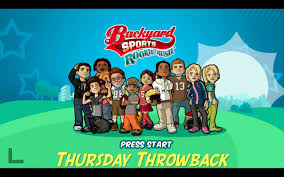 Thursday Throwback (Backyard Sports Rookie Rush) - YouTube Backyard Football Humongous Ertainment Outdoor Fniture Football 10 Nintendo Wii 2009 Ebay Backyard Rookie Rush Playthrough One Quest To Start A Sports Rookie Rush Air Mail Youtube Injured Player Backyard Football Funny Moments Xbox 360 Review Any Game Amazoncom Sandlot Sluggers Video Games Punting Perfection Download Ppare For Battle