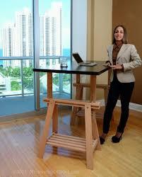 Standing Desk Conversion Kit by Kit Details Ikea Diy Adjustable Height Standing Desk