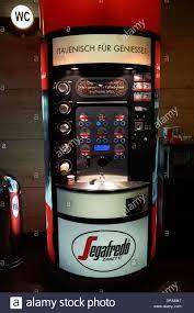 Self Service Segafredo Zanetti Coffee Vending Machine