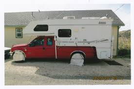 2002 Lance Truck Camper 1030 Fiber In Silver City, NV