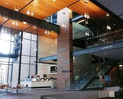 Tectum V Line Ceiling Panels by 2010 Bronze Award Winners Ceilings U0026 Interior Systems