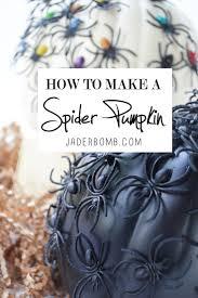 Singing Pumpkins Projector Setup by The 25 Best Spider Pumpkin Ideas On Pinterest Pumpkin Carving