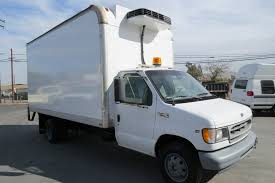 2002 Ford E450 Reefer 16 Ft Box Van Truck Carb Ok, Fontana CA ... 1999 Ford Econoline E450 Box Truck Item Db2333 Sold Mar Van Trucks Box In Ohio For Sale Used Public Surplus Auction 784873 68 V10 Econoline 16 Box Cube Van Work Truck Side Doors Ac 2012 On Buyllsearch 2016 Cadian Car And Truck Rental Grumman The Backcountry Van__1997 73l Power 2006 Diesel Shuttle Bus For Sale 145k Miles 10500 Nashville Tn 2003 Step Food Mag38772 Mag