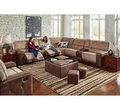 Badcock And More Living Room Sets by Pasadena 6 Pc Sectional Badcock U0026more