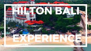100 Bali Hilton Resort Also Drones Go Pro And Time Lapses YouTube