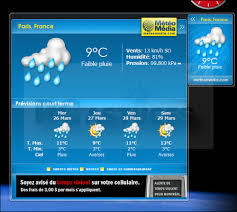gadget de bureau meteo widget meteo bureau 100 images desktop gadgets for windows 10
