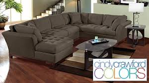 Cindy Crawford Sectional Sofa Dimensions by Sofa Engaging Cindy Crawford Sectional Sofa Sofas Thesofa Within