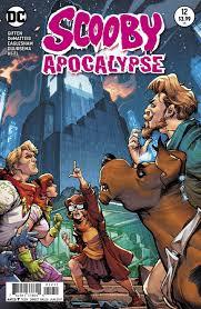 Scooby Apocalypse 12 Review