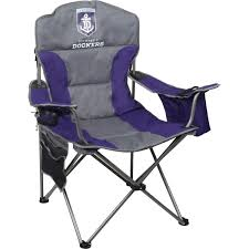 Coleman Oversized Padded Quad Chair Side Cooler by Camping Chairs Buy Online Bcf Australia