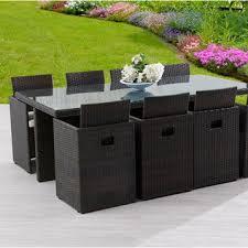 tables de jardin en resine salon de jardin table fauteuil chaise salon de jardin pas cher