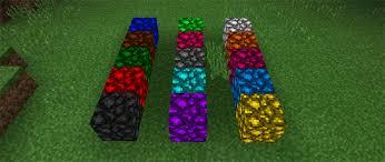 Minecraft Redstone Glowstone Lamp by Super Colored Lightning 2000 Mod Minecraft Pe Mods U0026 Addons
