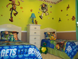Interior Design Amazing Superhero Wall Decals For Kids Bedroom Toy Story Stickers Overwhelm A Childs