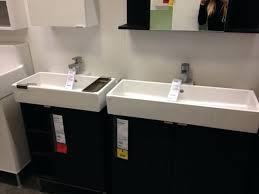 Narrow Depth Bathroom Vanities by Shallow Bathroom Sinksobsidian Modern Bathroom Vanities And Sink
