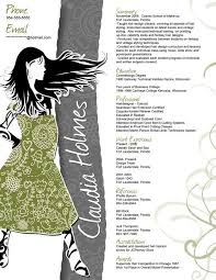 Resume For Fashion Designer Fresher Apparel Rh Nyustraus Org