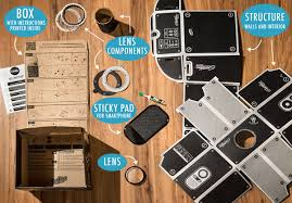 DIY Smart Phone Projector