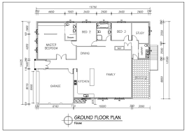 Design autocad 2d floor plan by Kiranthuyaju