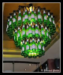 Cool Chandelier For A Man Cave Basement Clearly This Would Take While
