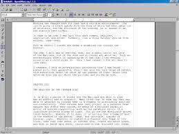 OOo writer print screen 001