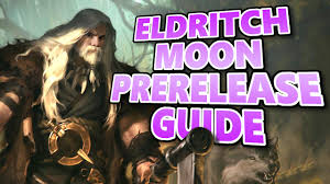 Mtg Sealed Deck Simulator by Mtg Eldritch Moon Prerelease Guide And Set Review Youtube