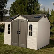 Keter 10x8 Stronghold Shed by Garden Sheds Sears Interior Design
