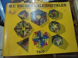 LIBRO MC ESCHER KALEIDOZYKLEN ED TACO ESCRITO EN ALEMAN ART 104 Libros De