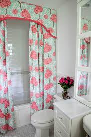 Pink Ruffled Window Curtains by Bathroom Navy Shower Curtain Rust Shower Curtain Designer