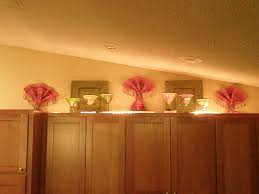 lights above kitchen cabinets cabinet lighting above cabinet