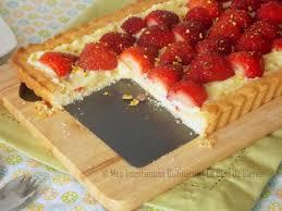 dessert aux fraises facile tarte aux fraises le cuisine de samar