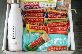 Snacking On Food Made From With LARABAR Giveaway